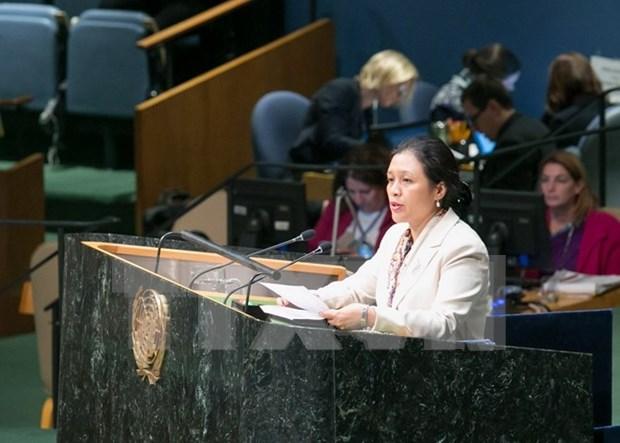 Vietnam ratifica compromiso de garantizar y promover derechos humanos hinh anh 1