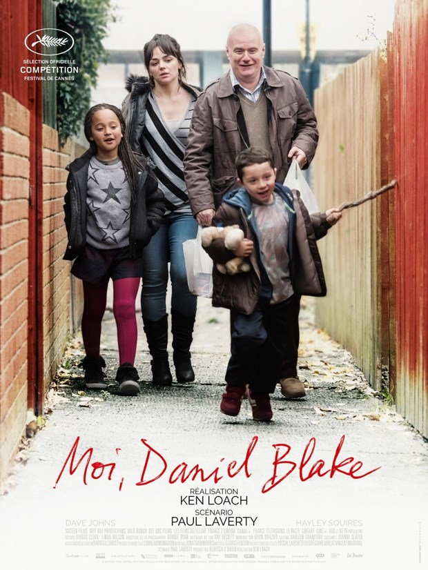 Pelicula ganadora de Cannes 2016 abre el Festival Internacional del Cine de Hanoi hinh anh 1