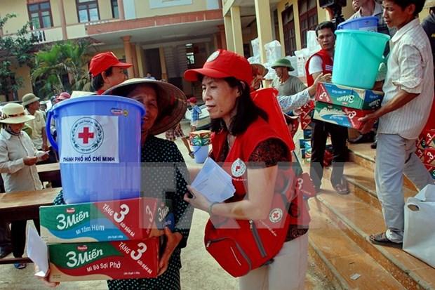 Casi dos millones de dolares para provincias centrales afectadas por inundacion hinh anh 1