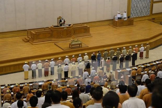 Gobierno de Myanmar acepta reclamaciones de poblacion sobre corrupcion hinh anh 1