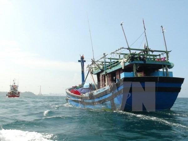 Indonesia dispuesta a respaldar a los pescadores malasios en caso de emergencia hinh anh 1