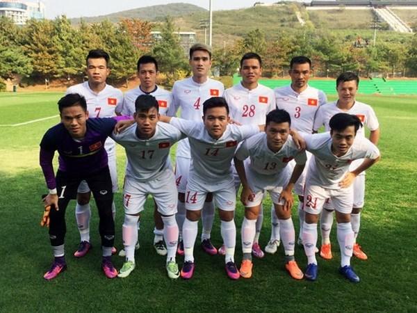 Vietnam aspira a titulo en la Copa regional de futbol hinh anh 1