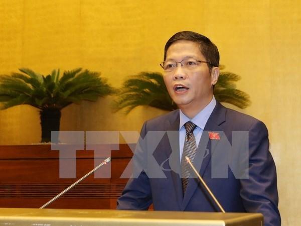 Ministros comparecen ante Parlamento sobre asuntos de interes hinh anh 1