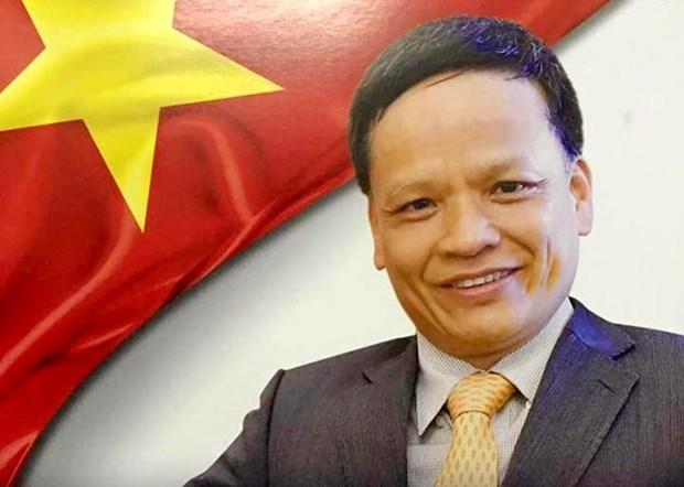Embajador vietnamita seleccionado miembro de Comision de Derecho Internacional hinh anh 1