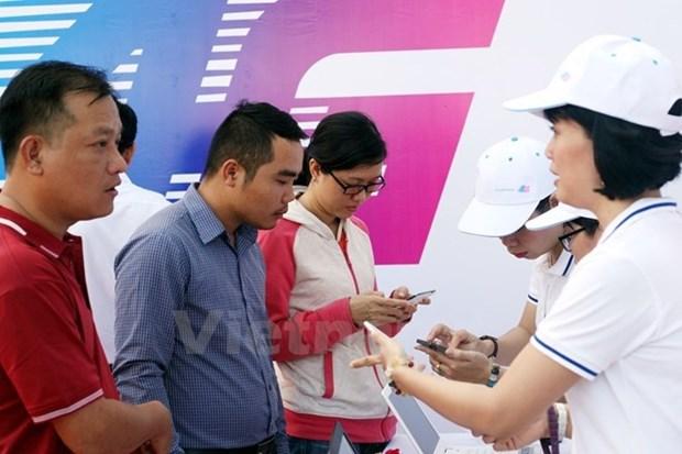Vietnam pone en operacion servicios de 4G hinh anh 1