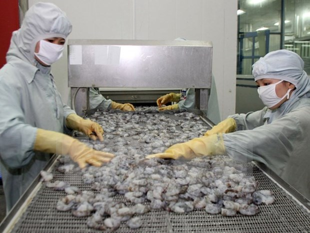 Exportaciones vietnamitas alcanzan 144 mil millones USD en primeros 10 meses del ano hinh anh 1