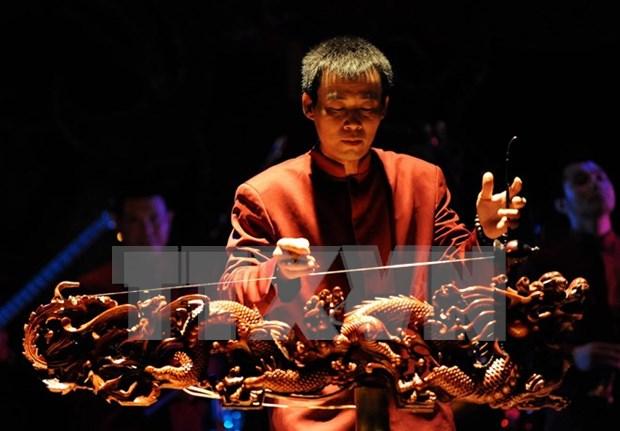 Musicologo refuta reclamacion china sobre Dan bau de Vietnam hinh anh 1