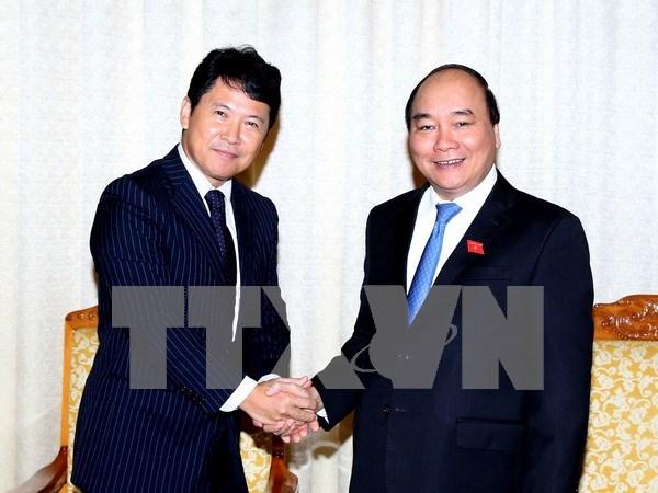 Vietnam y Japon cooperan en preparativos para visita del emperador japones hinh anh 1
