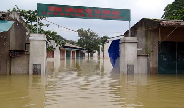 Respaldan vietnamitas en extranjero a compatriotas afectados por inundaciones hinh anh 1