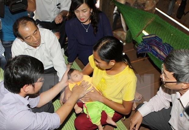 Sistema de diagnostico prenatal de Vietnam permite detectar temprano microcefalia hinh anh 1
