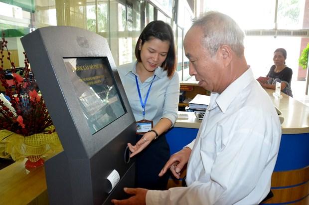 Provincia de Vietnam acelera reforma administrativa hinh anh 1