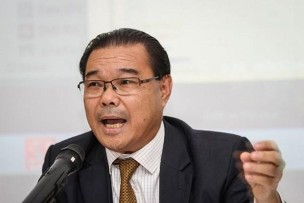 Condenan a siete anos de prision a senador camboyano hinh anh 1