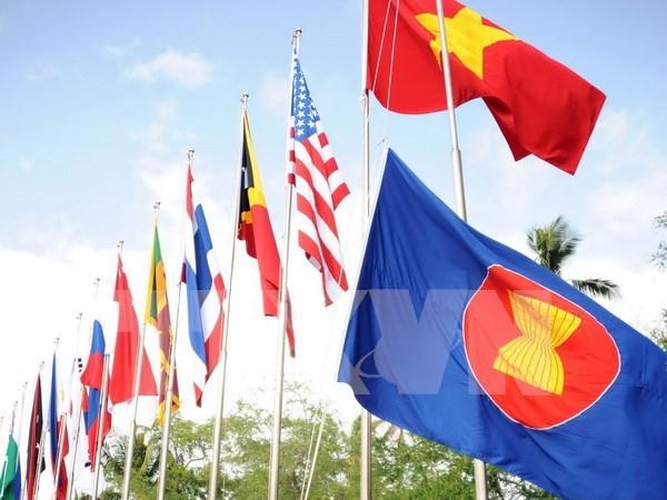 Marcadas expectativas en intercambio comercial Vietnam- ASEAN hinh anh 1