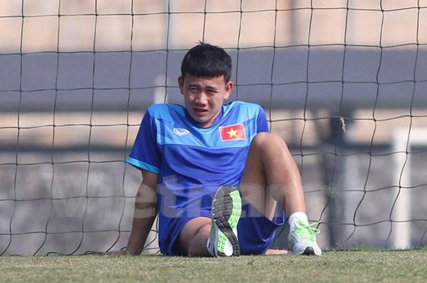 Vietnam se medira con China en torneo amistoso internacional de futbol hinh anh 1