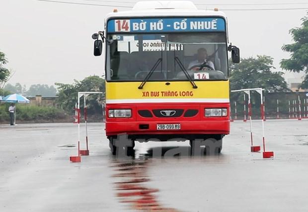 JICA ayuda a provincia survietnamita de Binh Duong a mejorar transporte publico hinh anh 1