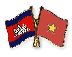 Cancilleria vietnamita felicita a Camboya por su Dia Nacional hinh anh 1