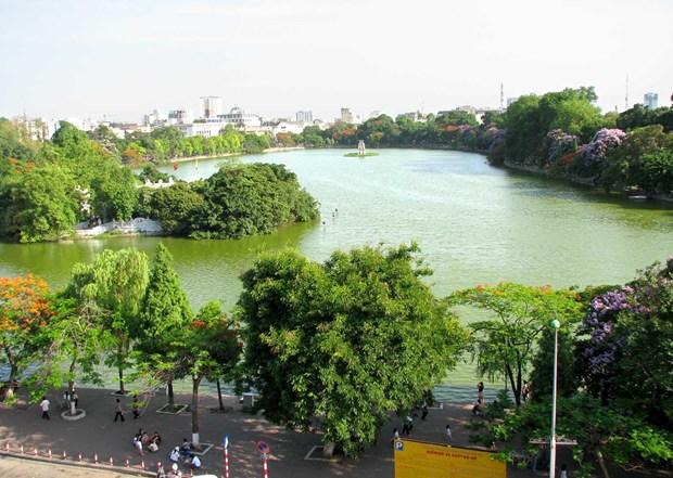 Economia de Hanoi crecera 8,03 por ciento en 2016 hinh anh 1