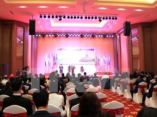 Inauguran en Laos reunion del Comite de Cultura e Informacion de ASEAN hinh anh 1