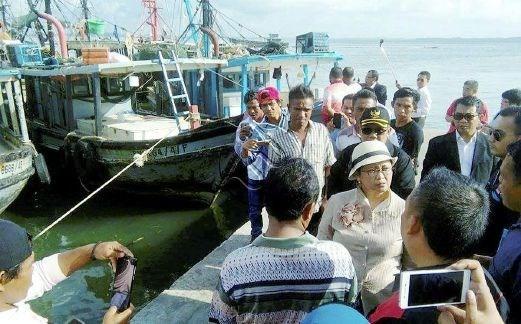 Indonesia emite alerta sobre aguas entre Malasia y Filipinas hinh anh 1