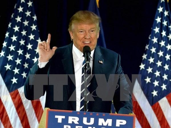 Dirigentes de Vietnam felicitan a Donald Trump por su triunfo electoral hinh anh 1