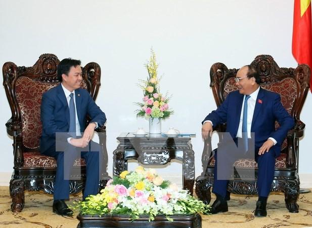 Primer ministro de Vietnam reafirma importancia de nexos con Camboya hinh anh 1