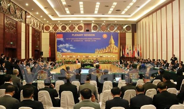 Vietnam incrementa cooperacion juridica con Laos y China hinh anh 1