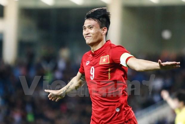 Vietnam consiguio una victoria dramatica ante Indonesia hinh anh 1