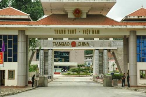 Impulsan comercio fronterizo entre Vietnam y China hinh anh 1
