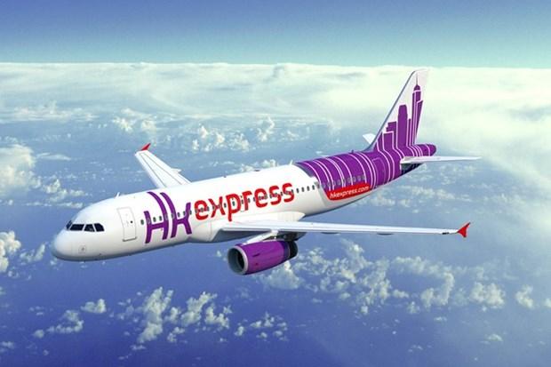 Inauguran ruta aerea directa entre provincia de Vietnam y Hong Kong hinh anh 1