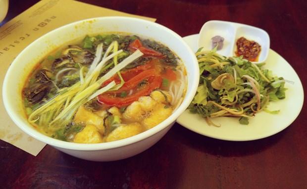 Platos vietnamitas en el mapa gastronomico mundial hinh anh 1