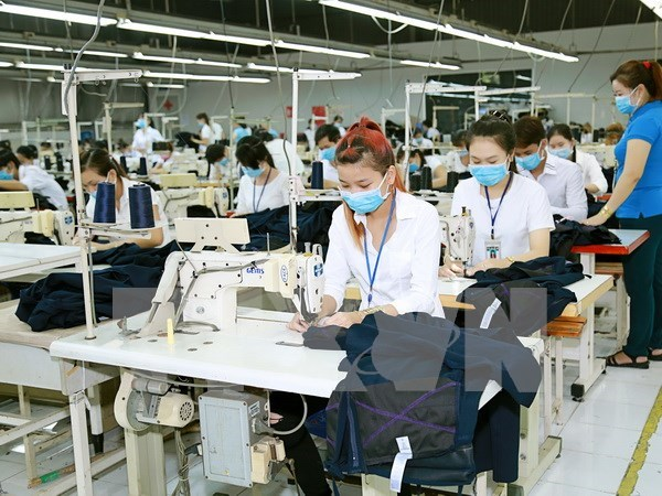 Vietnam ingresa mas de 23 mil millones de USD por exportaciones de textiles hinh anh 1