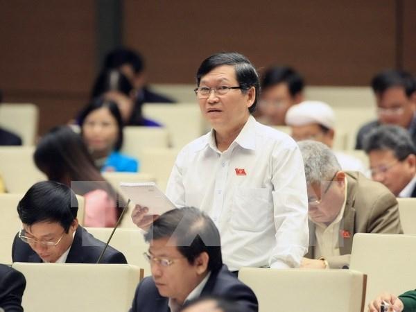 Parlamento aprueba prevision presupuestaria estatal 2017 hinh anh 1