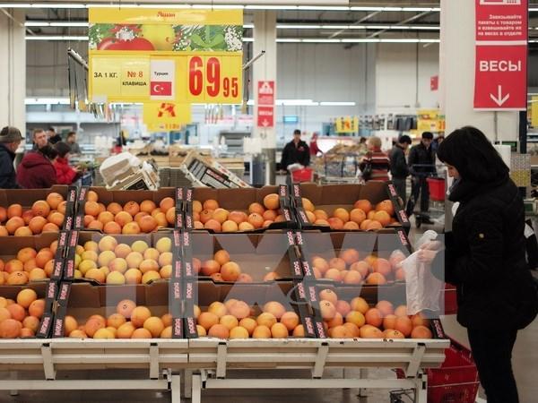 Exportaciones de verduras y frutas de Vietnam aumentan fuerte hinh anh 1