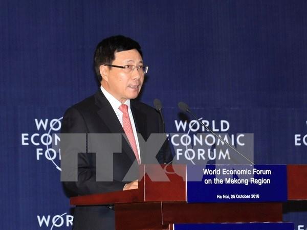 Vicepremier exhorta aportes de vietnamitas en Ultramar a la construccion nacional hinh anh 1