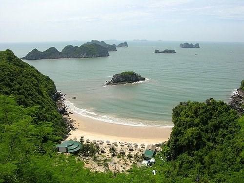 Abriran ruta turistica para la isla de Con Co hinh anh 1