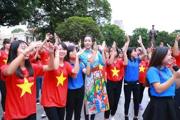 Ciudad de Vietnam se suma a la Semana Internacional de la Bondad hinh anh 1