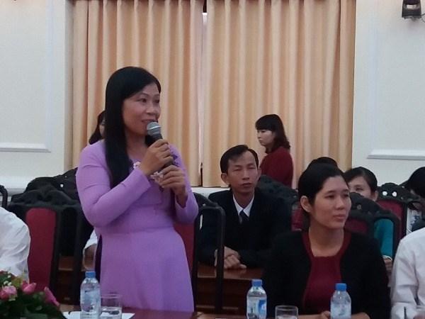 Destacan contribuciones de maestros al desarrollo educacional en islas de Vietnam hinh anh 1