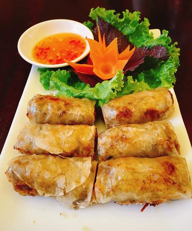 Marca gastronomica, impulsor para desarrollo turistico de Vietnam hinh anh 1