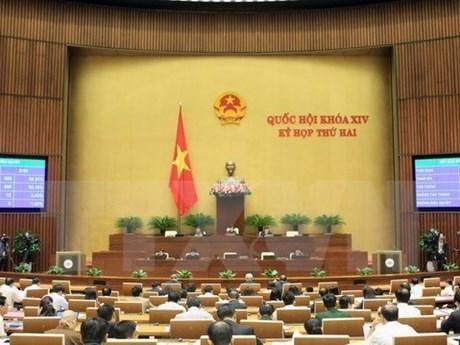 Parlamento de Vietnam aprueba distribucion del presupuesto estatal para 2017 hinh anh 1