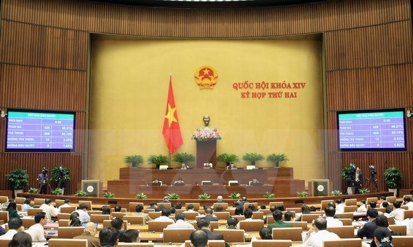 Comenzara manana comparecencia de ministros en Parlamento de Vietnam hinh anh 1