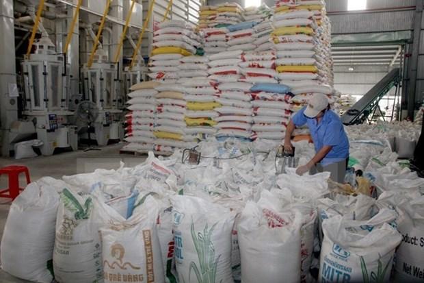 Laos fija como meta producir 5 millones de toneladas de arroz en 2020 hinh anh 1