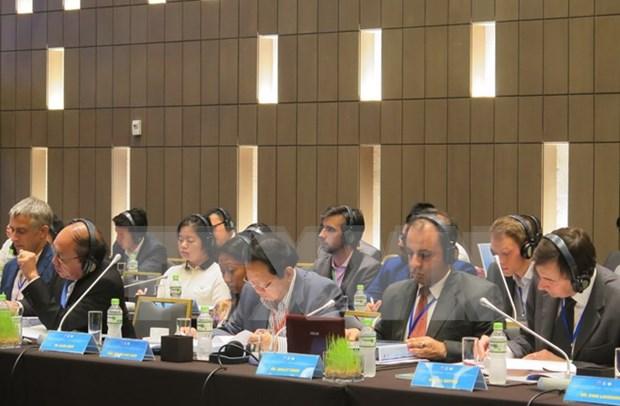 En Vietnam seminario internacional sobre el Mar del Este hinh anh 1