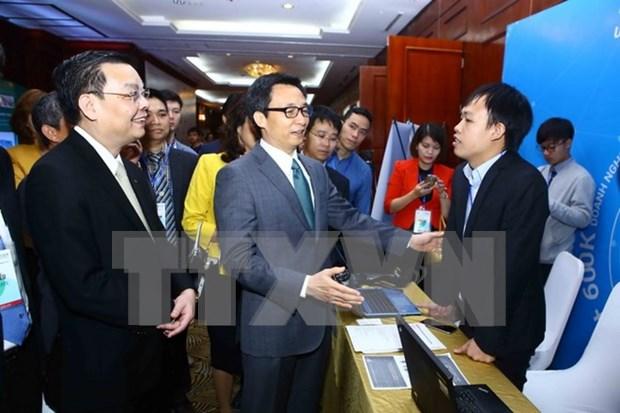 Vietnam impulsa actividades de companias startup hinh anh 1