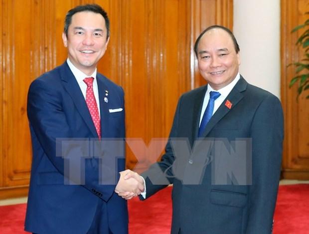 Primer ministro vietnamita exhorta a mas inversiones japonesas hinh anh 1