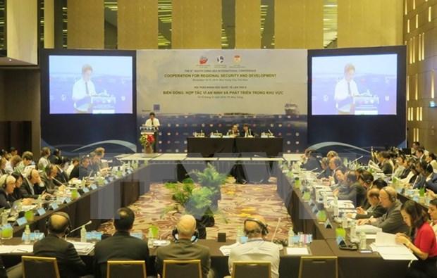 Seminario cientifico sobre Mar del Este, concienciacion a publico internacional hinh anh 1