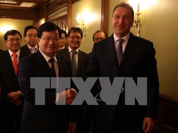 Vietnam prioriza lazos tradicionales con Rusia, afirma vicepremier vietnamita hinh anh 1