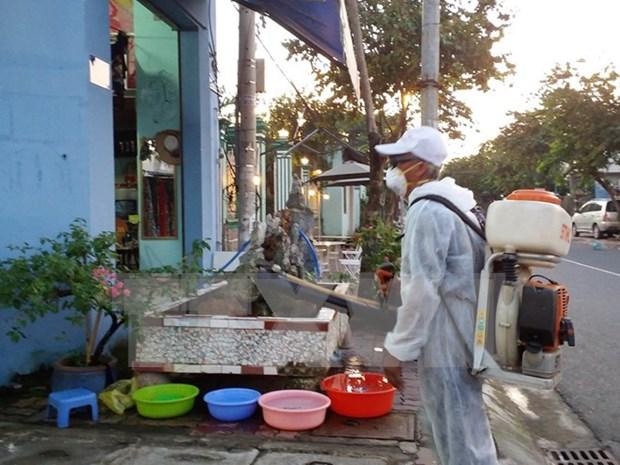 Ciudad Ho Chi Minh confirma nuevos casos del virus del Zika hinh anh 1