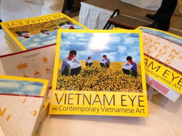 Inauguran exposicion en honor de arte contemporaneo vietnamita hinh anh 1