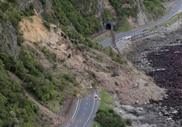 Ningun turista vietnamita en zona afectada por terremoto en Nueva Zelanda hinh anh 1