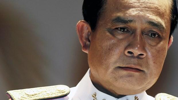 Premier de Tailandia desea impulsar relaciones con EE.UU. hinh anh 1